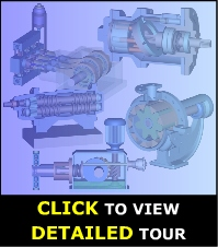 Positive Displacement Pump Course – Animation Tour / Demo