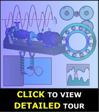Vibration analysis Course - Animation Tour / Demo