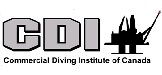 Commercial Diving Institute of Canada, Canada