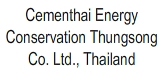 Cementhai Energy Conservation Thungsong, Thailand