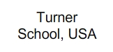 Turner School, USA